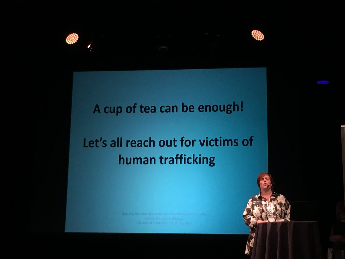 Victim Support Europe Annual Conference 2018